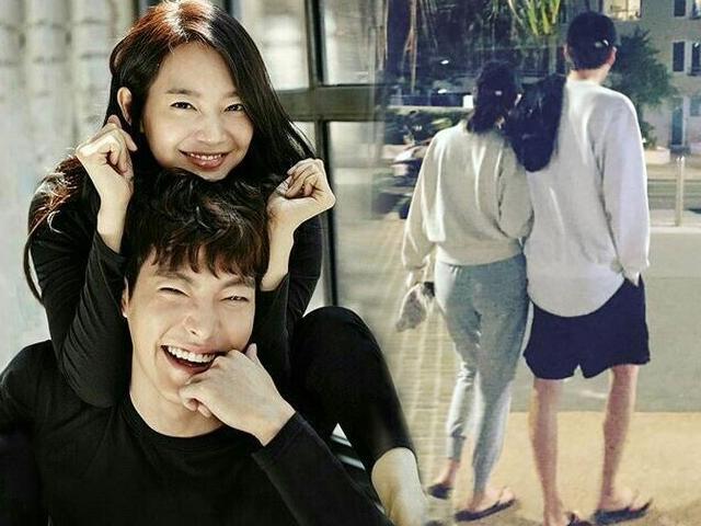 Cả thế giới cứ việc ly hôn, Shin Min Ah vẫn làm bạn gái tào khang của Kim Woo Bin