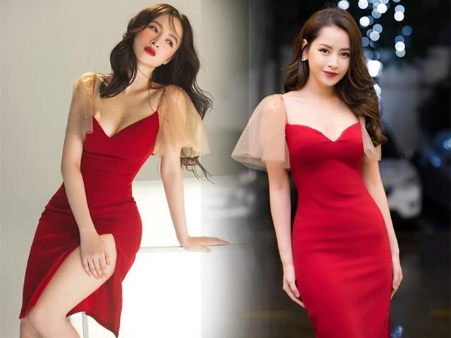 Khoe đùi trắng nõn nà, Angela Phương Trinh đánh bại Chi Pu khi đụng váy