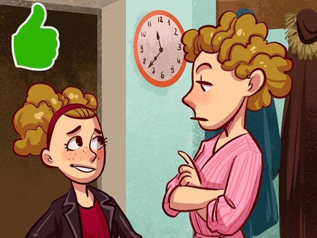 5 cách phạt con, bé vừa nghe lời mà tâm trạng đầy phấn khởi
