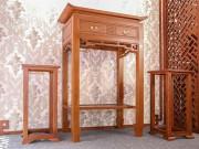 BST mẫu bàn thờ đẹp cho chung cư - Đón tài lộc năm mới