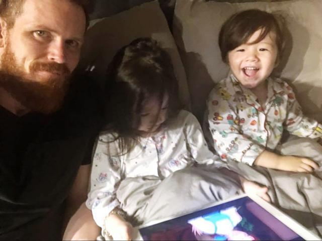 Bằng chứng người được cho là chồng Elly Trần tự thừa nhận mình là cha của Cadie và Alfie