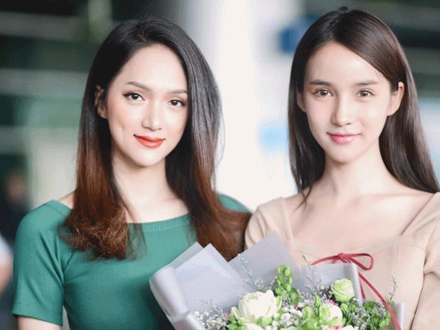 Thần tiên tỷ tỷ chuyển giới Thái Lan quá xinh tại sân bay Việt Nam, Hương Giang cũng không vừa