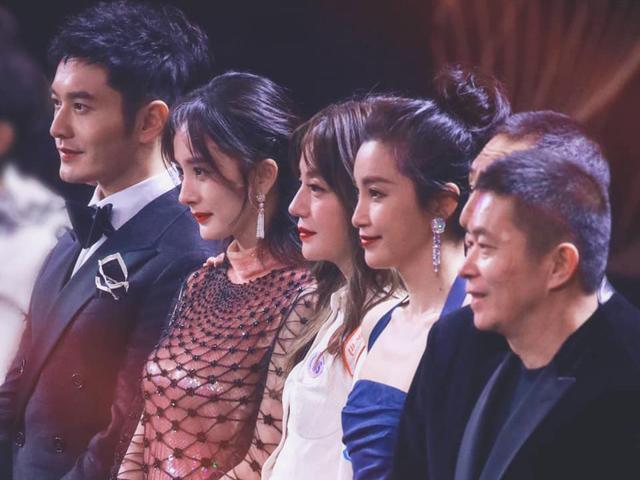 Triệu Vy, Dương Mịch và Lý Băng Băng trong một khung hình: 3 đại mỹ nhân ai xuất sắc hơn?