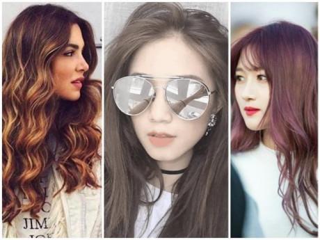 Những màu tóc đẹp hot nhất 2019 nên thay đổi vào dịp cuối năm