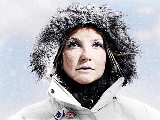 Lạnh cóng đến tận -89 độ, hóa ra thiên hạ kéo đến Nam Cực để làm trò này!