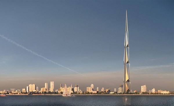 Những tòa nhà dị nhất thế giới, đến ảnh thứ 6 bạn phải thốt lên ngỡ ngàng