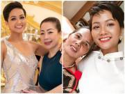 """Làm mẹ - Chân dung 2 người mẹ đặc biệt """"ngấm ngầm"""" giúp H'hen Niê đạt top 5 Hoa hậu Hoàn vũ TG"""