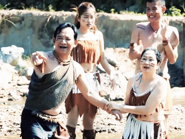Phim bị chê như khiêu dâm, Quang Tèo: Thi sắc đẹp cởi gần hết còn được nữa là hài Tết
