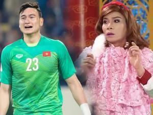 """Giải trí - Hành động """"nhây"""" hết cỡ của các Táo đối với Lâm Tây sau chiến thắng của đội tuyển Việt Nam"""