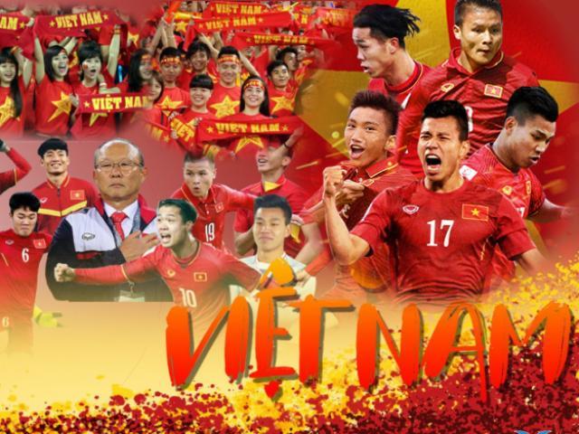 Điểm lại những khoảnh khắc 90 triệu dân Việt Nam lịm tim trước trái bóng tròn