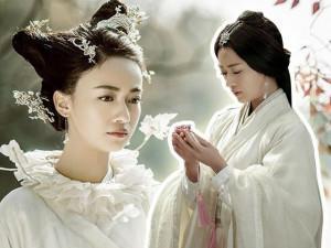 Bị chê gầy tơi tả ngoài đời, Ngô Cẩn Ngôn vẫn đẹp như nữ thần trong phim mới
