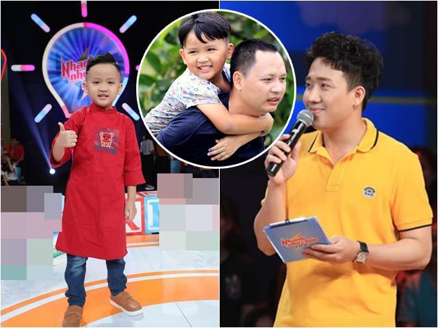 Con trai Nguyễn Hải Phong tiết lộ bí mật động trời của bố trước mặt Trấn Thành