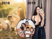 """Mẹ Nha Trang  """" ngực trần cho bú """"  đình đám 2015, giờ đẻ 3 con, tiết lộ  """" ngực xấu đi nhiều """""""