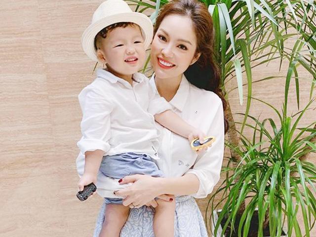 Hậu ly hôn tay trắng, Dương Cẩm Lynh: Con trai tự hiểu biến cố, không bao giờ đòi gặp ba