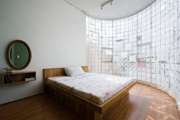 Nhà trong ngõ vỏn vẹn 35m2 vẫn có thiết kế đẹp như mơ
