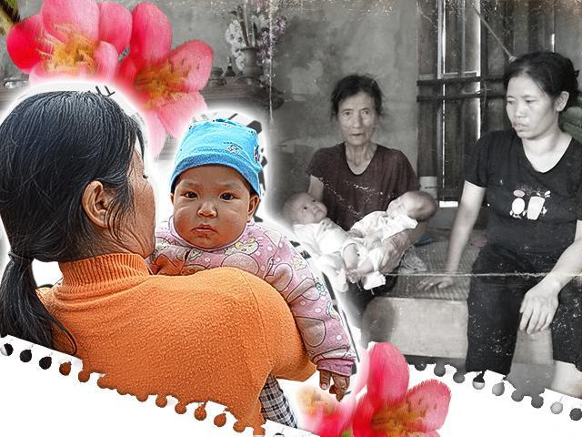 Cái Tết đầu tiên của mẹ Hà Nam hiếm muộn 10 năm từng đờ đẫn chẳng nhìn con sinh đôi