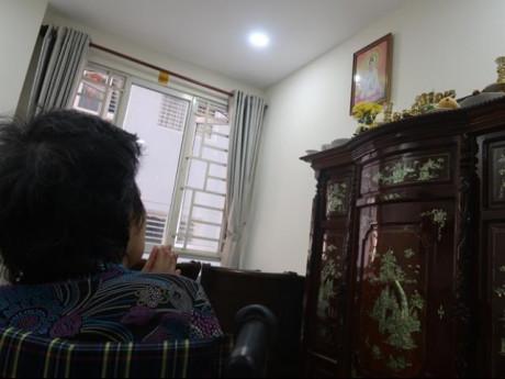 Tết đầu tiên sau thảm họa cháy chung cư Carina: 'Chúng tôi chỉ ước mong hai chữ bình an'