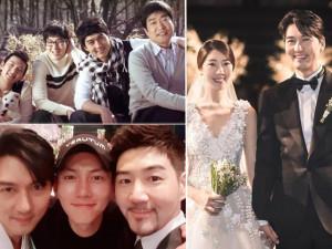 """Đám cưới hot nhất Mùng 5 Tết: Bộ tứ """"4 chàng quý tử"""" ngày nào tái ngộ sau 10 năm"""