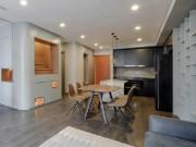 Nhà đẹp - Cách bố trí thông minh trong căn chung cư ở Minh Khai Hà Nội