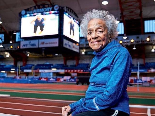 Bí quyết trường thọ của kỷ lục gia điền kinh 103 tuổi