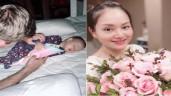 Hành động tinh tế của chồng Lan Phương với con gái nhỏ trong ngày lễ Tình nhân gây chú ý