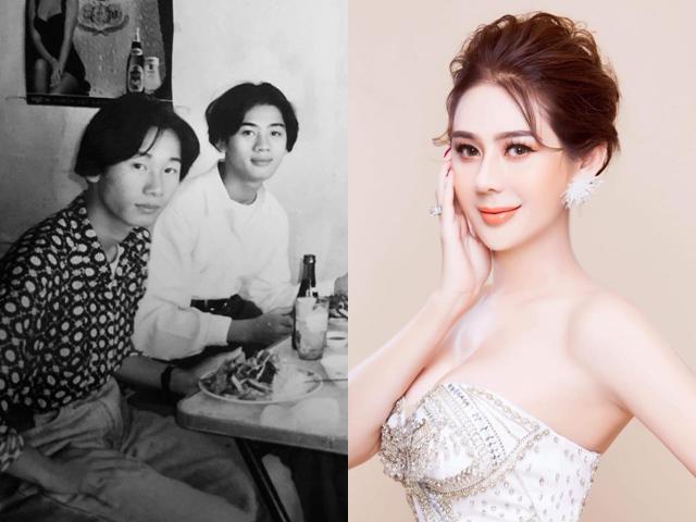 Lâm Khánh Chi khoe ảnh hiếm với người yêu cũ từ thời còn là Lâm Chí Khanh