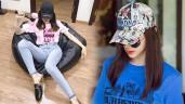 Hương Giang chính là nàng Hoa hậu mê diện mũ cool ngầu nhất Vbiz