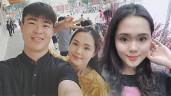 """Duy Mạnh U23 Việt Nam suốt ngày trêu bạn gái hot girl là """"quá béo"""" và đây là sự thật"""
