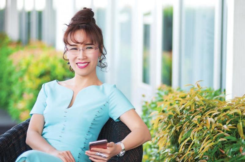 Bà Thảo còn là Phó Chủ tịch thường trực HĐQT HDBank.