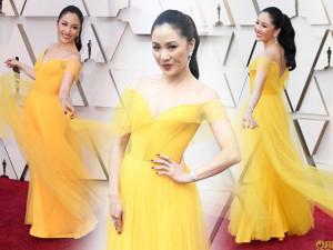 Mỹ nhân Con nhà siêu giàu châu Á tung váy tuyệt đẹp trên thảm đỏ Oscar