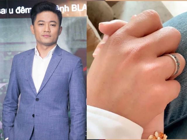 Diễn viên Quý Bình đã bí mật đính hôn, dự định tổ chức đám cưới vào tháng 3?
