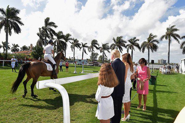 Bên trong câu lạc bộ chỉ dành cho giới siêu giàu của Tổng thống Mỹ Donald Trump