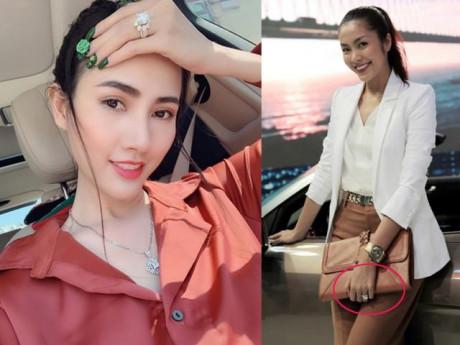 """Mỹ nhân Việt được tặng nhẫn kim cương: Nhẫn ai """"khủng"""" nhất?"""