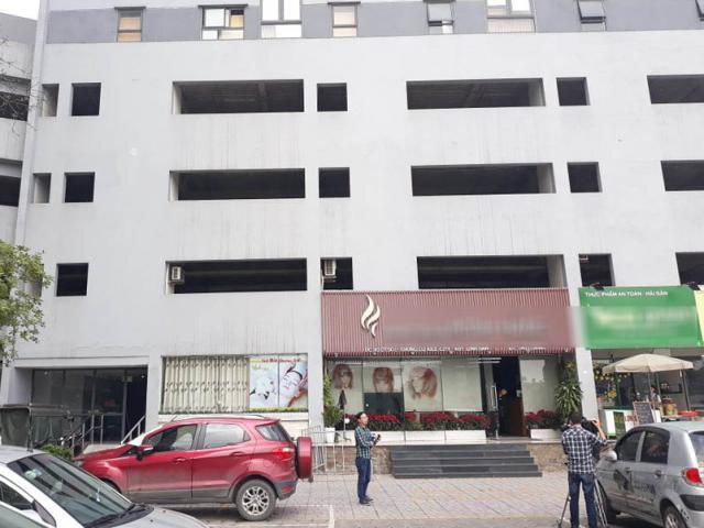 Hà Nội: Sang nhà họ hàng chơi, bé trai 5 tuổi rơi từ chung cư xuống tử vong