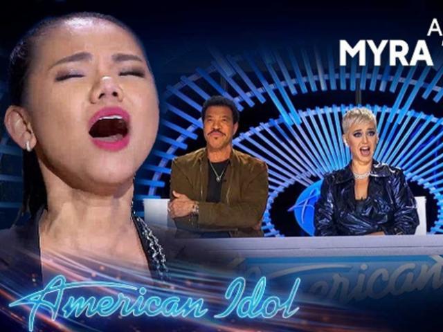 Cô gái Việt thử giọng tại American Idol khiến Katy Perry chết lặng