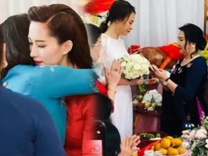Làm dâu nhà tài phiệt, mỹ nhân Việt được mẹ chồng đối đãi ra sao?