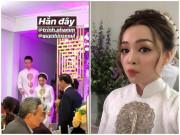 HOT: Blogger Trinh Phạm bất ngờ mặc áo dài cưới, làm đám hỏi khiến fan ngỡ ngàng?