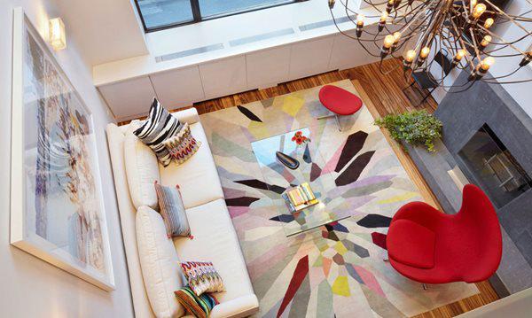 Những mẫu nội thất phòng khách đẹp có thiết kế vạn người mê - 2