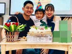 Sau 3 năm ly hôn, Diệp Bảo Ngọc và chồng cũ Thành Đạt cùng làm điều đặc biệt cho con