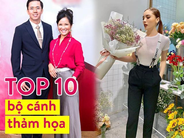 Top 10 bộ cánh thảm họa tuần qua: Hồng Nhung tiếp tục xuống sắc vì trang phục nhăn nhúm