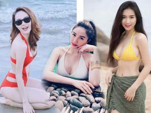 Có gì hay sau loạt ảnh ngực nở mông cong nóng bỏng ngày hè của dàn mỹ nhân Việt?