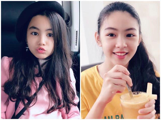 Xinh như Hoa hậu, 2 con gái Quyền Linh còn có tài lẻ xuất sắc, ai cũng trầm trồ