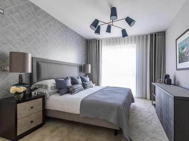 Mẫu nội thất phòng ngủ đẹp có thiết kế vạn người mê