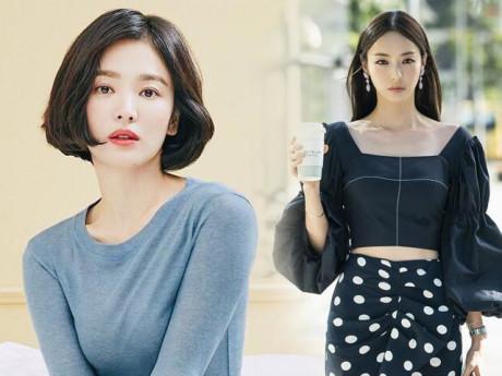 """Song Hye Kyo có thể hơn ai chứ gặp mỹ nhân này thì chắc chắn """"tắt điện"""", tất cả bởi..."""