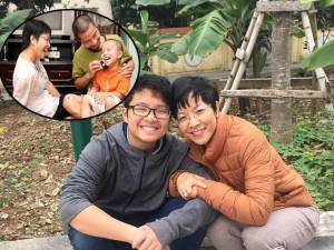 """Con trai Công Lý-Thảo Vân nói về cuộc ly hôn """"Mẹ cũng đã ngoài 50, không thể kiếm nhiều tiền"""""""