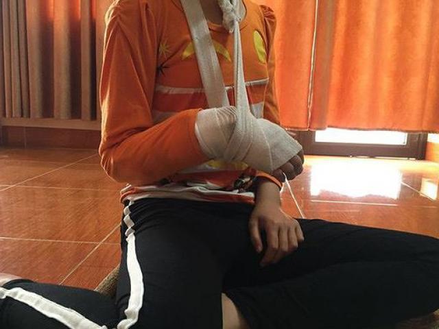 Xâm hại bé gái 9 tuổi rạn xương tay: Cho tại ngoại do phạm tội ít nghiêm trọng