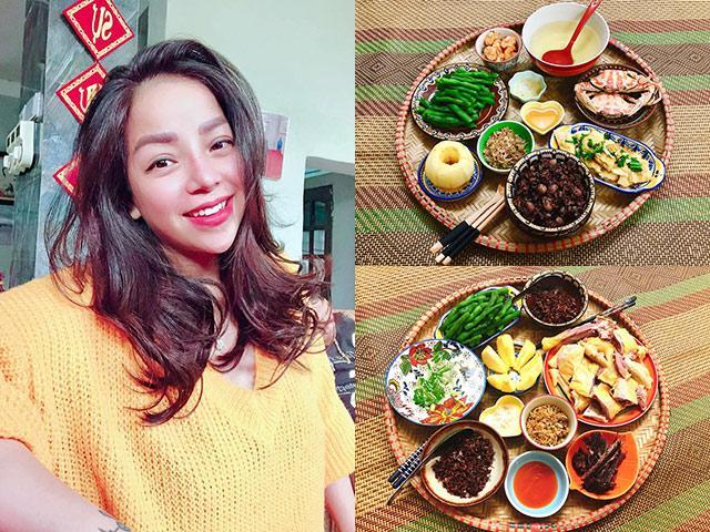 Người đẹp dao kéo của Sao mai điểm hẹn bị nói lấy hình đăng facebook giả cơm tự nấu