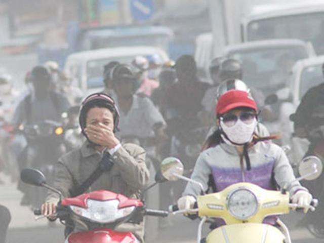 5 biện pháp bảo vệ bản thân khi ô nhiễm không khí ở mức báo động
