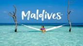 Vui đùa cùng cá mập tại quốc đảo Maldives