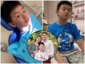 Làm mẹ - Vóc dáng cao lớn, gương mặt chuẩn soái ca Hàn của con trai Lê Phương khiến ai cũng khen ngợi